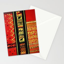 The Great Nagas Of India Stationery Cards