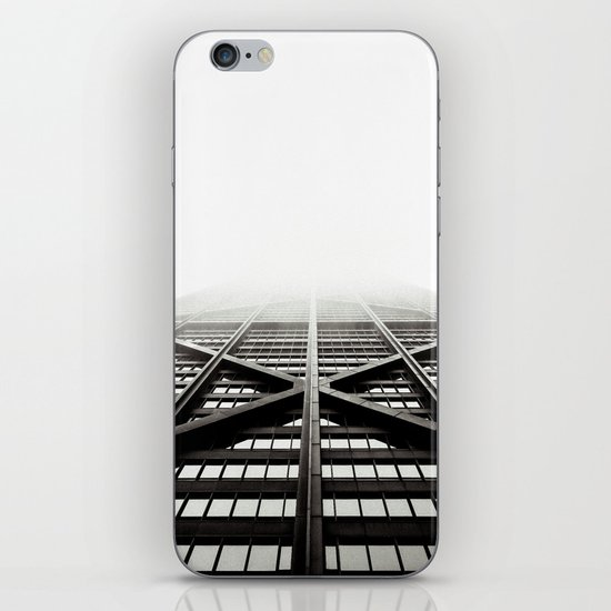 Chicago - Hancock iPhone & iPod Skin