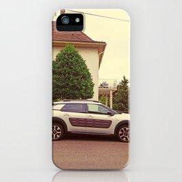 """Citroen C4 Cactus """"White Predator"""" iPhone Case"""