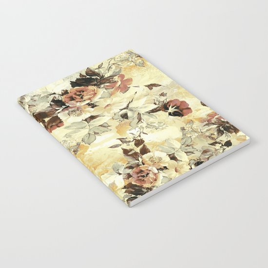 RPE FLORAL IV Notebook