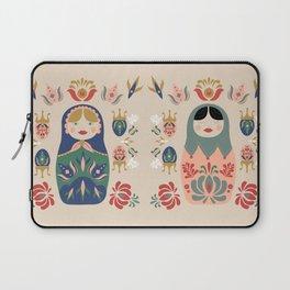 Matryoshka Dolls Laptop Sleeve