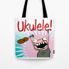 Ukulele! Tote Bag