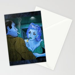 The Negotiation Stationery Cards