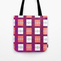 Ajo blanco pattern Tote Bag