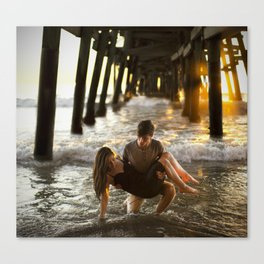 Savior.  Canvas Print