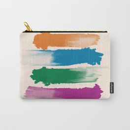 Painting Strokes Carry-All Pouch