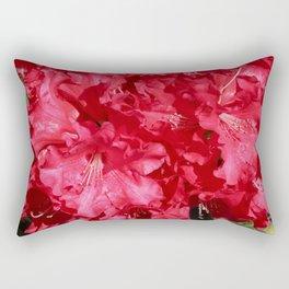 Rhododendron Tree Rectangular Pillow