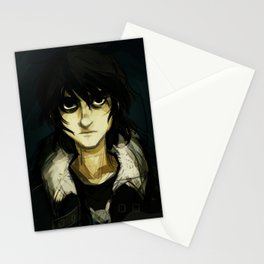 nico di angelo Stationery Cards