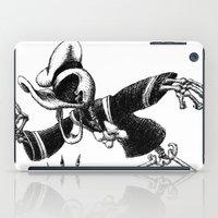 donald duck iPad Cases featuring Donald Duck by Motohiro NEZU