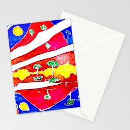REFLECTION          by Kay Lipton Stationery Cards