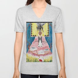 The Witch of the Sea Unisex V-Neck
