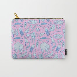 Animals of Sri Lanka Carry-All Pouch