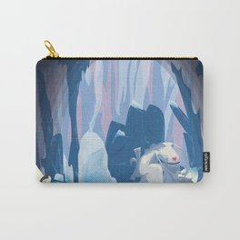 inside iceberg Carry-All Pouch