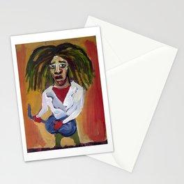 Pibe reaggae por Diego Manuel Stationery Cards