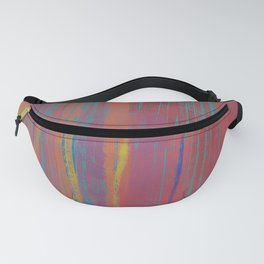 Rustic texture Fanny Pack