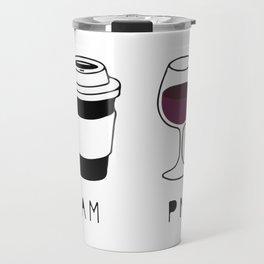 Coffee and Wine Travel Mug