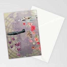 World Rose II Stationery Cards