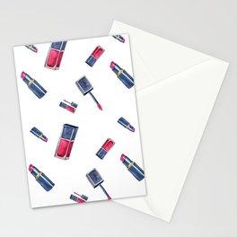 Fun Neck Gaiter Make Up Lip Gloss Neck Gators Stationery Cards