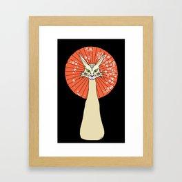 Felidae Framed Art Print