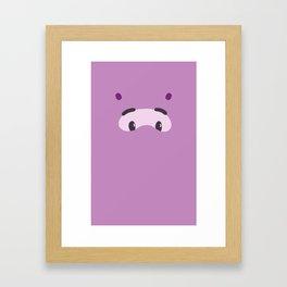 Archy T-shirt Framed Art Print