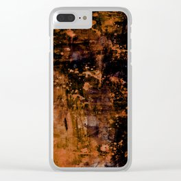 Voices Of The Night No.1j by Kathy Morton Stanion Clear iPhone Case