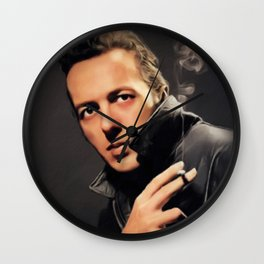 Joe Strummer, Music Legend Wall Clock