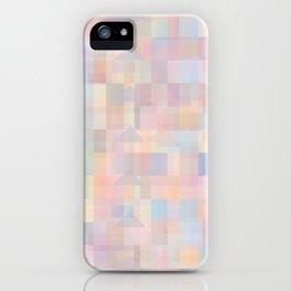 Sahara geometric iPhone Case