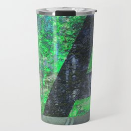 A is for Adventure Travel Mug