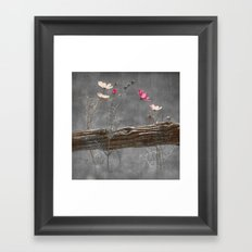 Emerging Beauties - v38at1 Framed Art Print