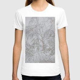Snowy Tree 2 T-shirt