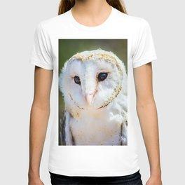 The barn owl T-shirt