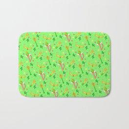 Sailor Jupiter Pattern / Sailor Moon Bath Mat