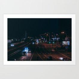 City road Art Print