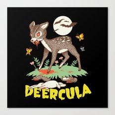 Deercula Canvas Print