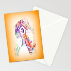 Let the Music Flow Stationery Cards