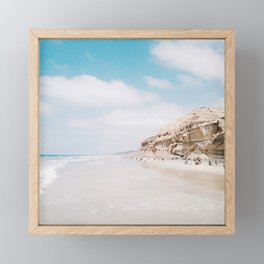 The Coast of Dreams Framed Mini Art Print
