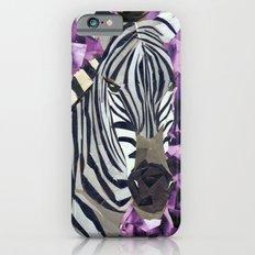 Zebra! iPhone 6s Slim Case