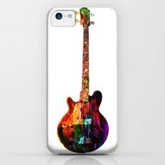 GUITAR MUSIC Slim Case iPhone 5c