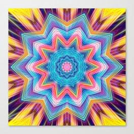 Ultra Star Canvas Print