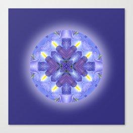 Harmony Mandala for your Inner Peace Canvas Print