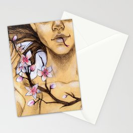 An Innocent Flower... Stationery Cards