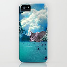 Avalanche iPhone Case