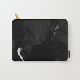Black Ink Carry-All Pouch