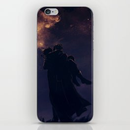 Under the Galaxies iPhone Skin