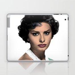 SOPHIA L O R E N Laptop & iPad Skin