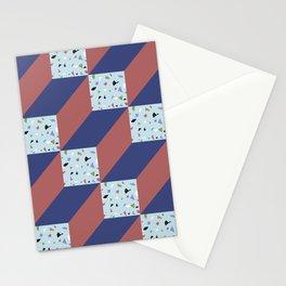 CubesIV/ Stationery Cards