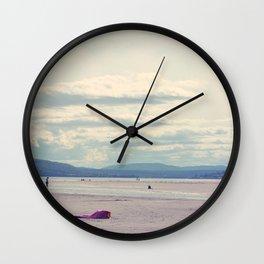 Plage / Beach Wall Clock