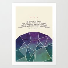 Imaginable Art Print