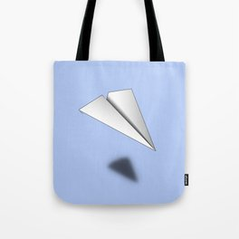 Paper Airplane 12 Tote Bag