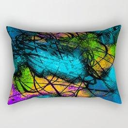 Dizzy Rectangular Pillow